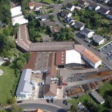 Luftaufnahme Werk I